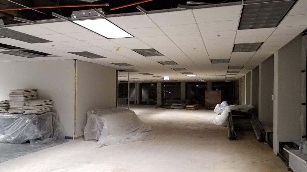 69 west interior - selective demolition