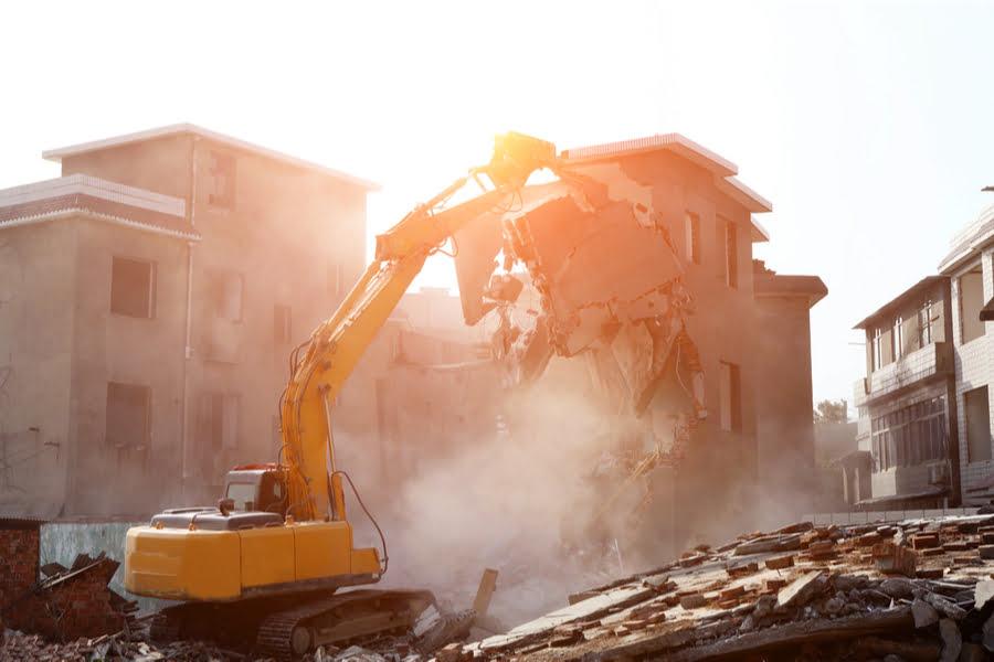demolition company in chicago