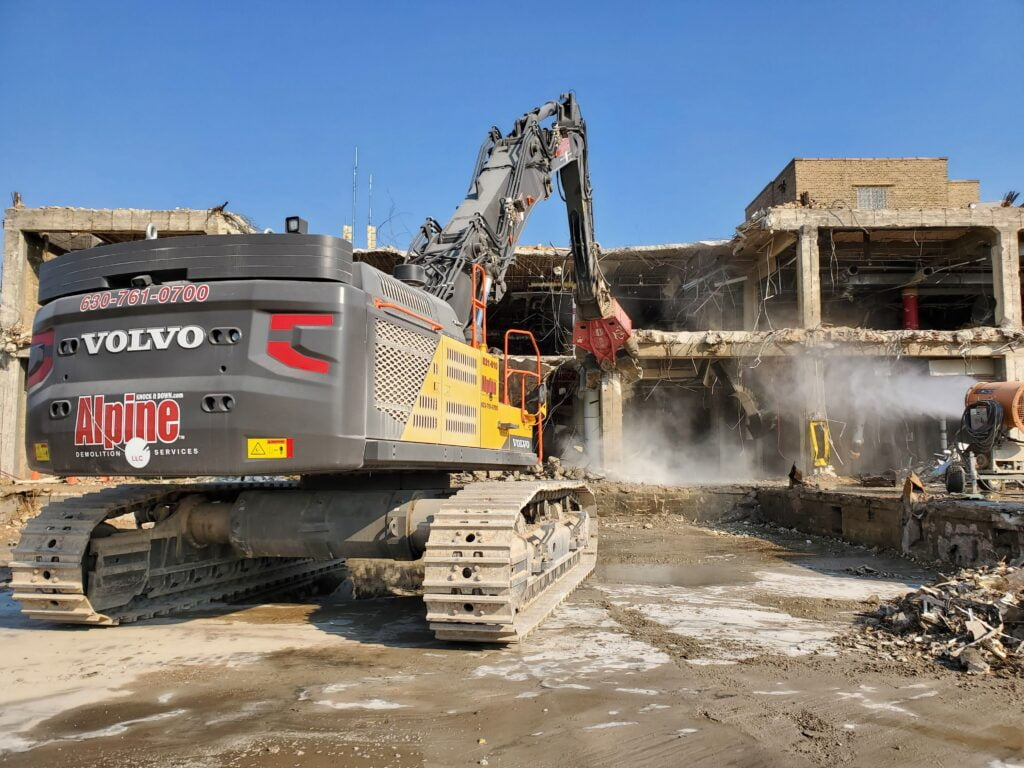 Wrecking Contractor