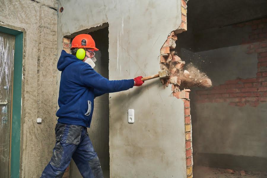 what is interior demolition - interior demolition contractor